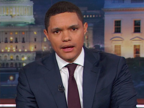 Trevor Noah: Hey Trump, What About the White Terrorists?