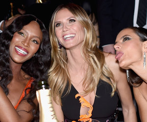 Supermodel Madness Inside the 19th Annual amfAR Gala In NYC (Photos)