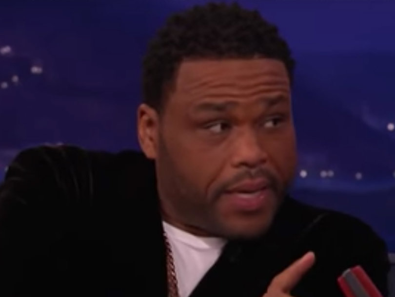 Why Anthony Anderson's Mother Gave Him Oral Sex Lessons (Video)