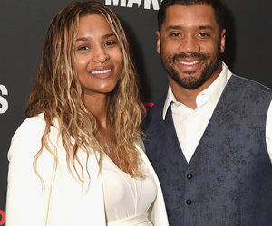Pregnant Ciara Goes Makeup-Free on Red Carpet (Photo)