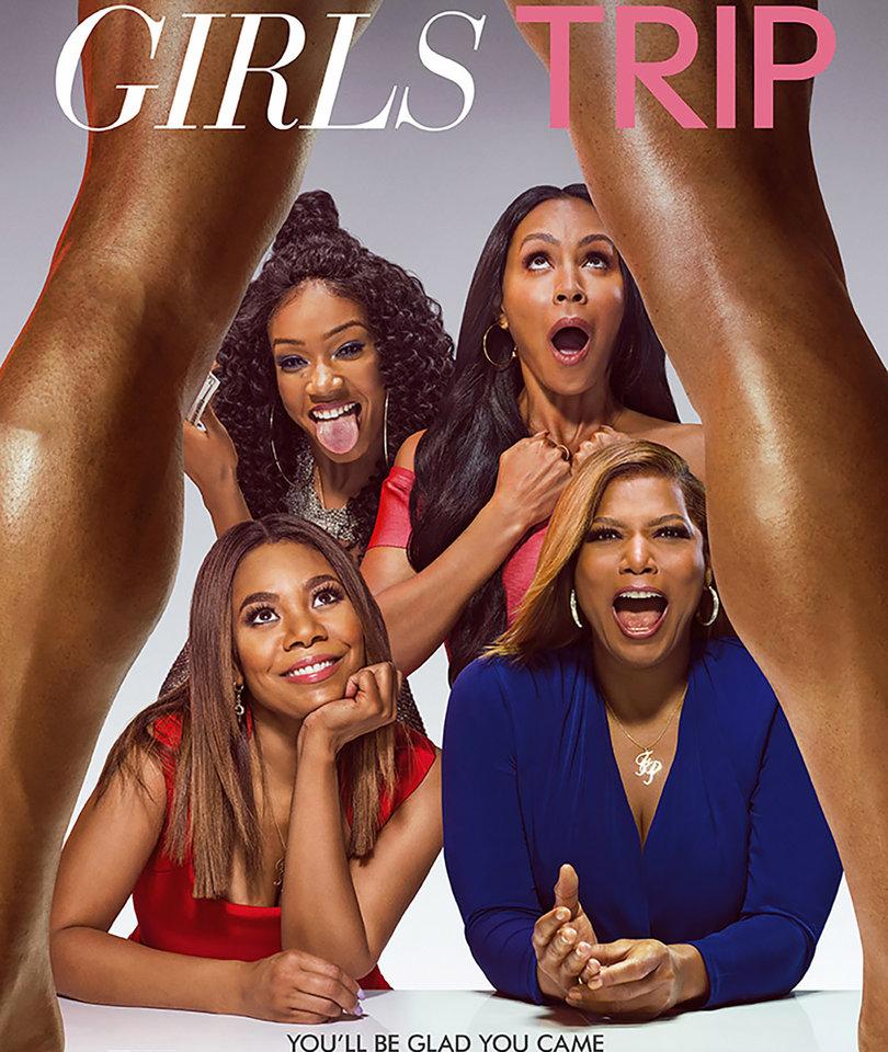 'Girls Trip' Red Band Trailer: Jada, Queen Latifah - And Genital Jokes (Video)