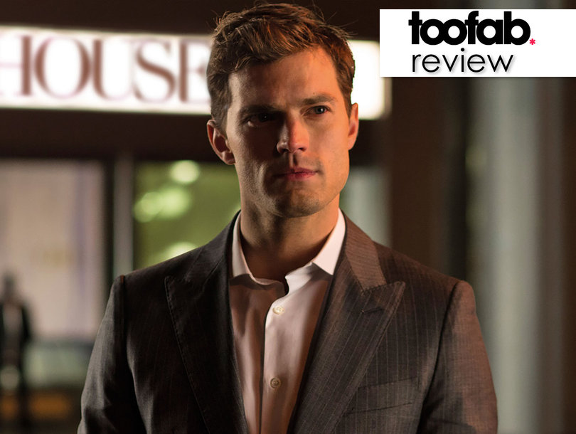 Ridiculous 'Fifty Shades Darker' Is Fun.. If You're Drunk and Ignore Its Abuse: TooFab Review