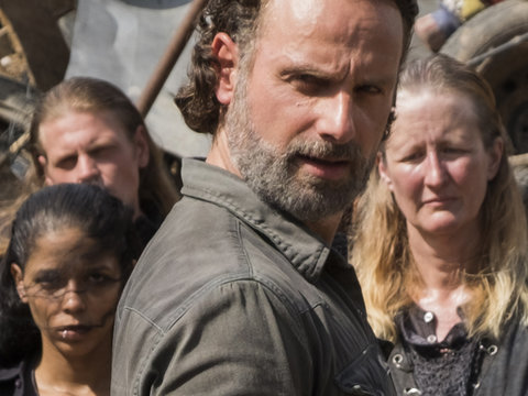 'The Walking Dead': Who the F--k Was That And 4 Other Burning Questions From Mid-Season…