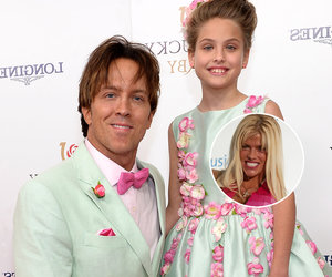 The Message From Anna Nicole Smith's Daughter That Made Larry Birkhead Break Down In…