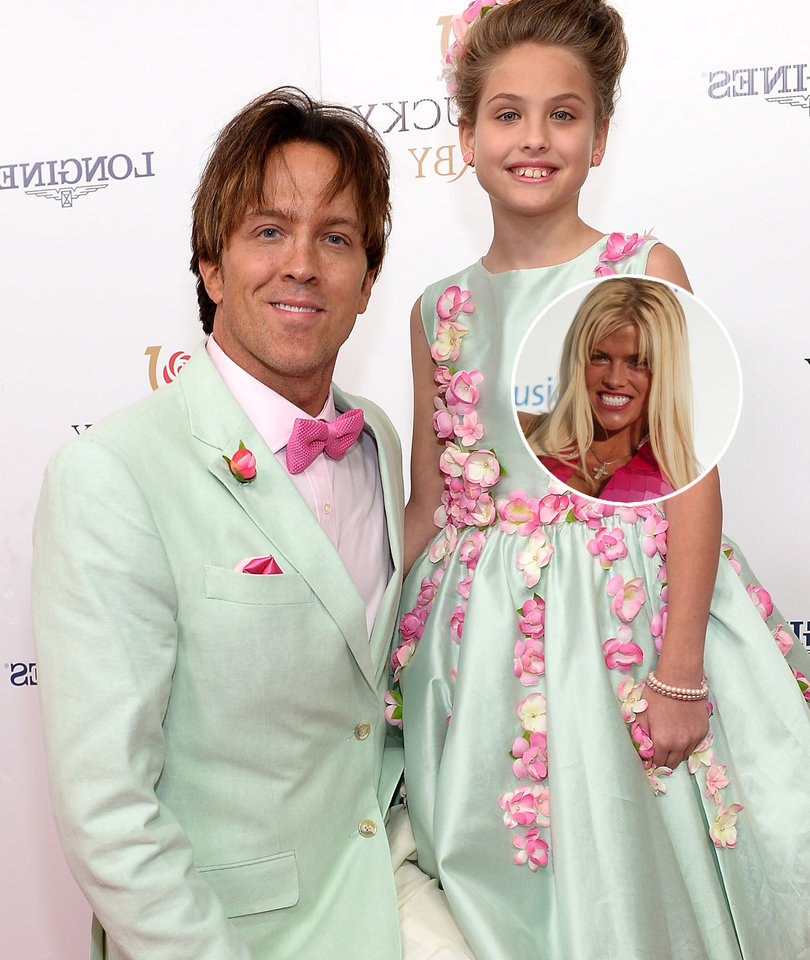 larry birkhead celebrity wife swap
