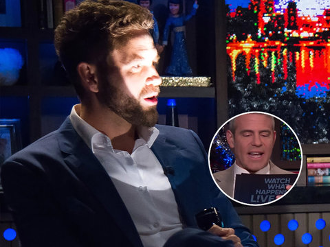Nick Viall Reveals Graphic Sexual 'Bachelor' Details on 'Watch What Happens Live' (Video)