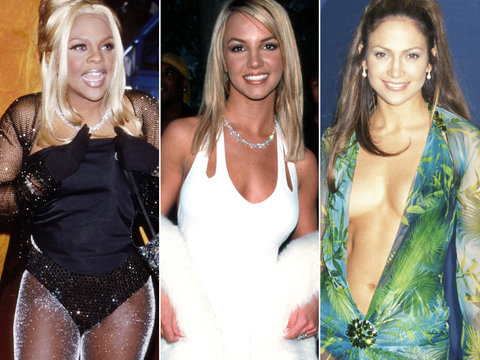 The Best and Worst Grammy Fashion of All Time (Photos)
