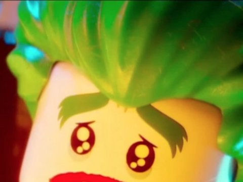 The Joker Fears a Spanking in 'Fifty Shades Darker'-'Lego Batman' Movie Mashup (Video)
