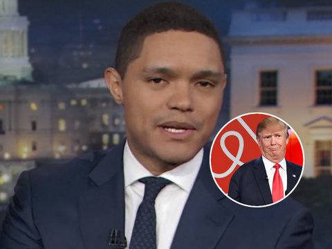 Why Trevor Noah Thinks 'Landlord-in-Chief' Trump Might Airbnb the White House (Video)