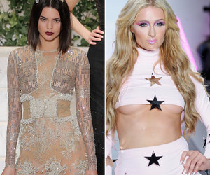 Kendall Jenner, Paris Hilton Show Some Skin on the Runway at NYFW (Photos)