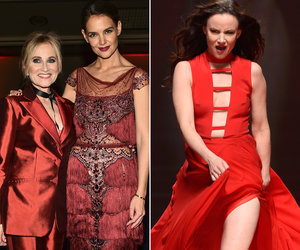Katie Holmes, Juliette Lewis, Xena and More Rock 'Go Red for Women' Runway at…