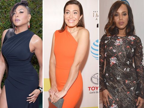 Taraji P. Henson and More Hit the Red Carpet for the NAACP Image Awards (Photos)