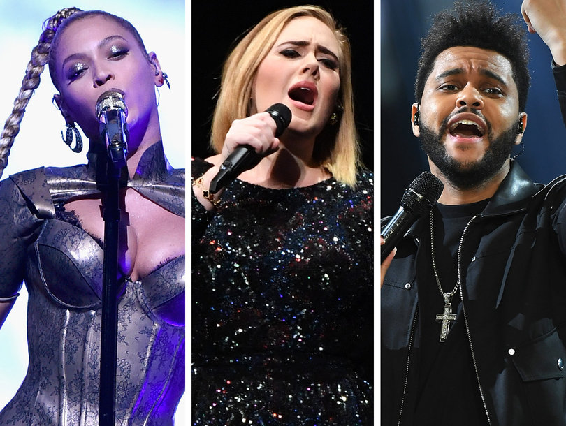 Watch Every Grammys 2017 Performance - From Adele, Demi to Beyonce, Gaga (Updating Videos Live)