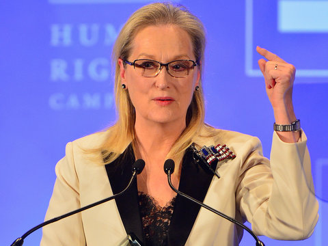 Meryl Streep Fires Back at Donald Trump Criticism In Passionate Speech (Video)