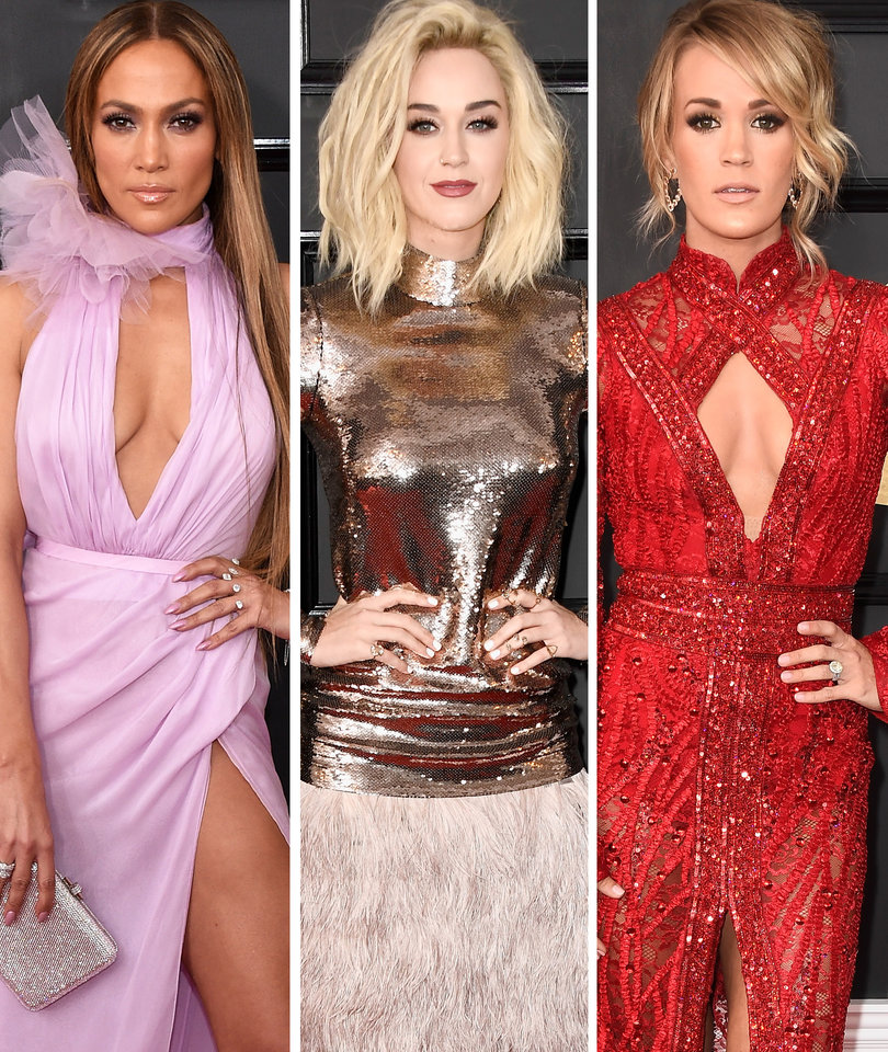 See All the Best and Worst Fashion From Grammy Awards 2017 (Photos)