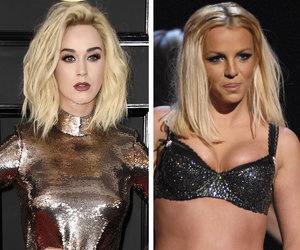 Katy Perry Under Fire for Throwing Shade at Britney Spears: 'Haven't Shaved My…