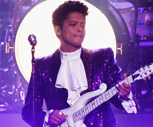 Watch Bruno Mars and The Time Crush Prince Tribute at Grammys (Video)