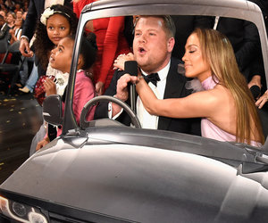 James Corden, Neil Diamond Pull Off Epic 'Carpool Karaoke' at Grammys - But Blue Ivy Steals the Show (Video)