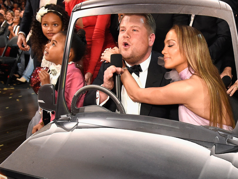 James Corden, Neil Diamond Pull Off Epic 'Carpool Karaoke' at Grammys - But…