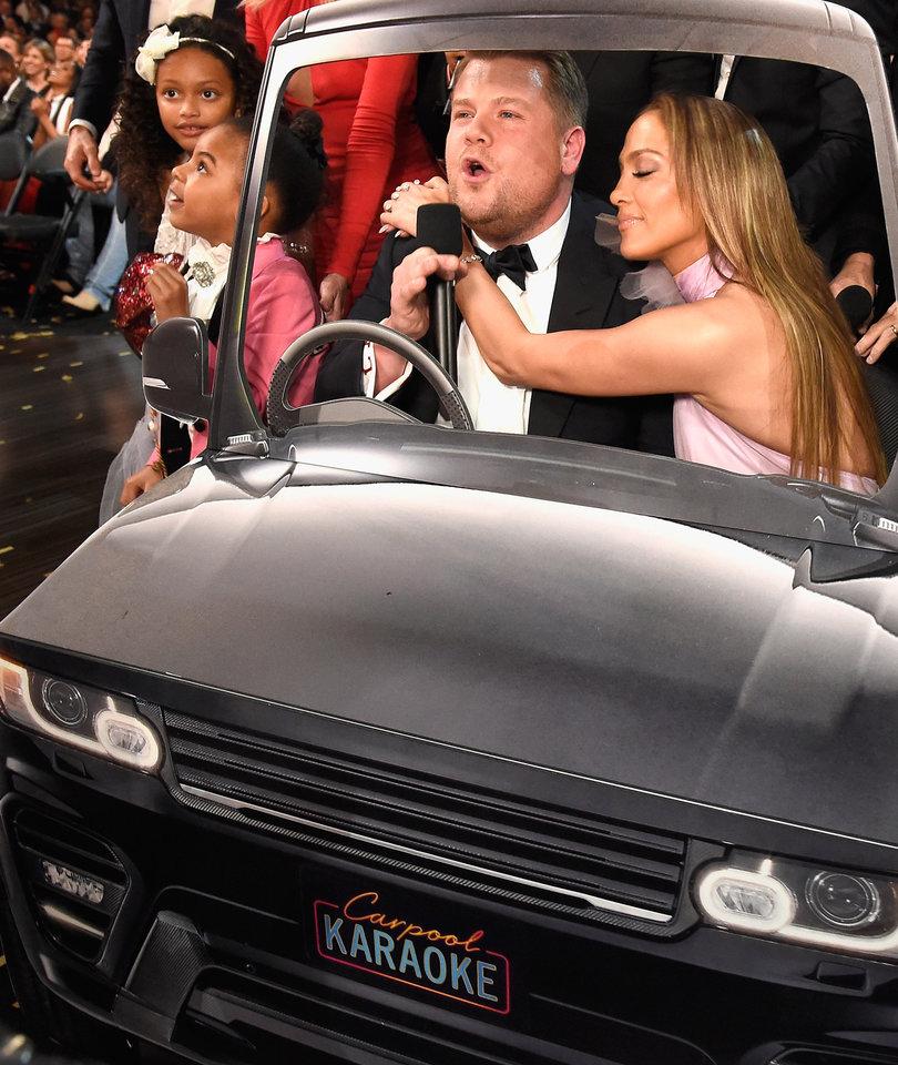 James Corden, Neil Diamond Pull Off Epic 'Carpool Karaoke' at Grammys - But…