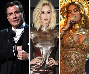 Best, Worst, Weirdest, Awkward! TooFab's 7 Grammy Superlatives, 7 Unforgettable Red…
