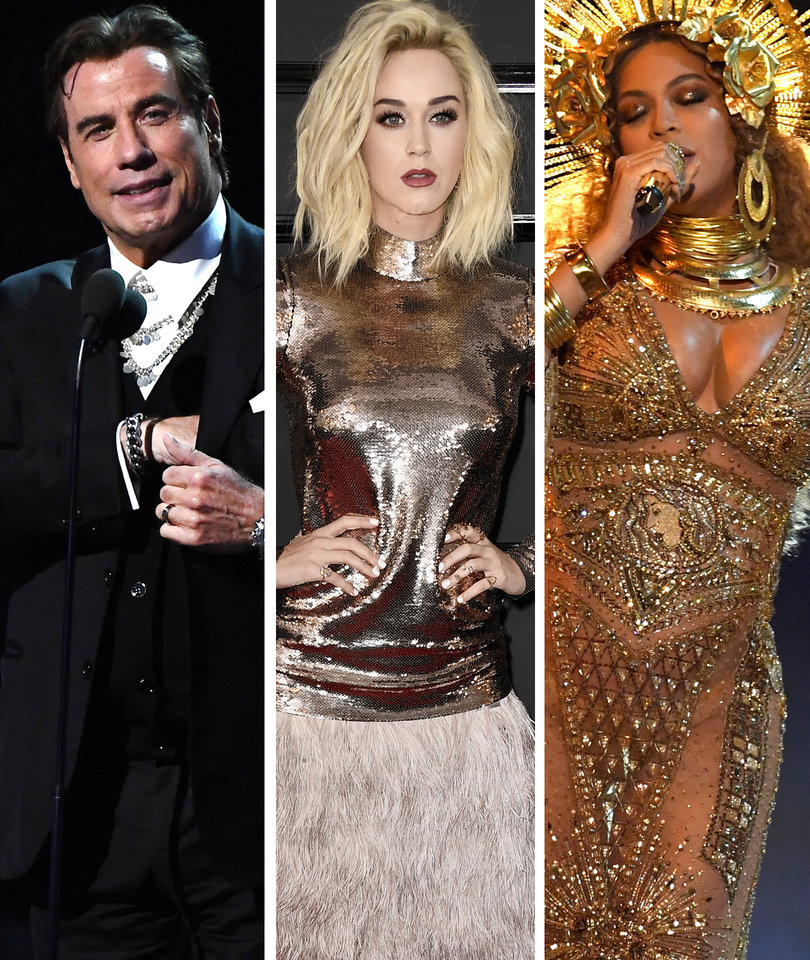 Best, Worst, Weirdest, Awkward! TooFab's 7 Grammy Superlatives, 7 Unforgettable…