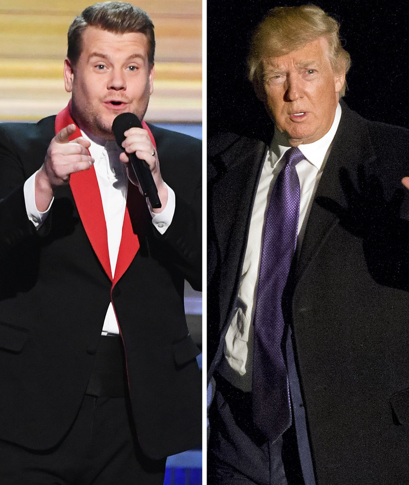Grammys Bash Trump: All the Music Stars Who Spoke Out Against POTUS