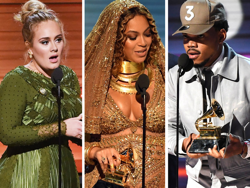 Grammys 2017: Complete Winners List