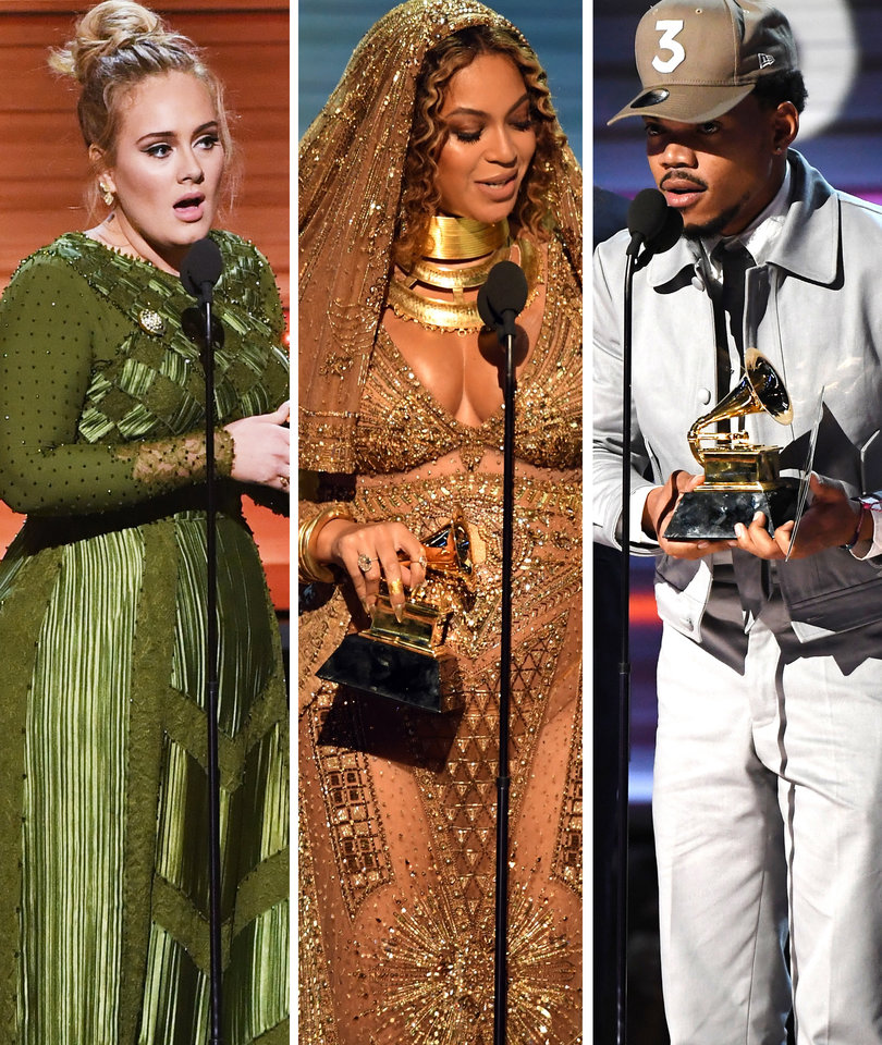 Grammy Award Winners 2017: The Complete List