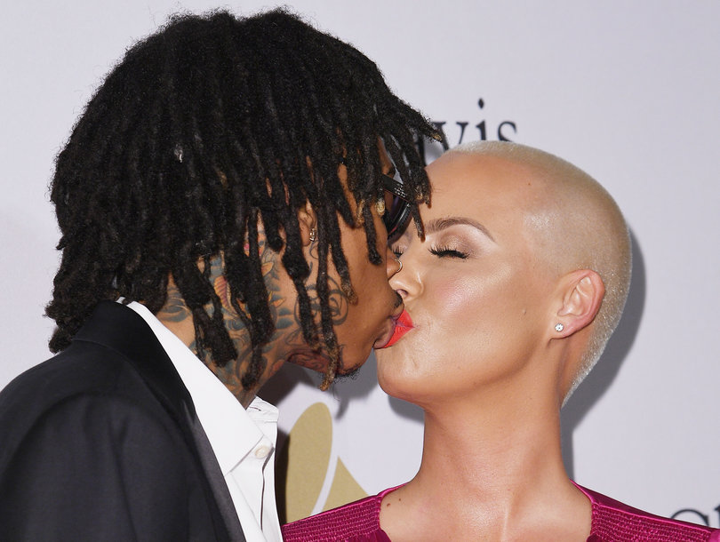 Here's What Is Really Going on Between Wiz Khalifa and Amber Rose