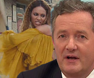 The Beyhive Is Not Having One Bit of Beyoncé's Loss and Piers Morgan's Slam