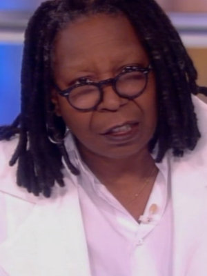 Whoopi Goldberg Torches Betsy DeVos Over Pencils Gaffe And Everything Else on 'The View' (Video)