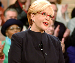 The Real Story Behind Sally Jessy Raphael's Big Red Glasses Finally Revealed…