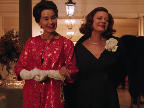 The 'Feud' Trailer Is Here! Jessica Lange, Susan Sarandon Go for the Jugular as Bette and…