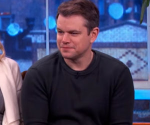 Matt Damon Is 'F--king' Jimmy Kimmel's Wife: Watch Them Battle Over Unborn Baby…