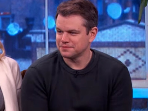 Matt Damon Is 'F--king' Jimmy Kimmel's Wife: Watch Them Battle Over Unborn Baby on…