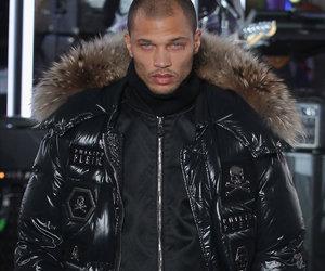 Hot Mugshot Guy Jeremy Meeks Makes His Fashion Week Debut