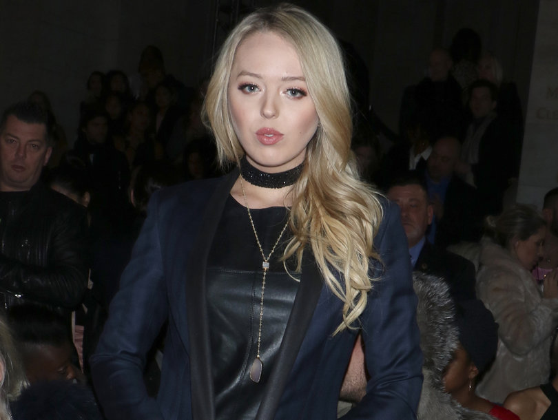 'Nobody Wants to Sit Next to Tiffany Trump' - President's Daughter Shunned at NYFW Show (Photos)