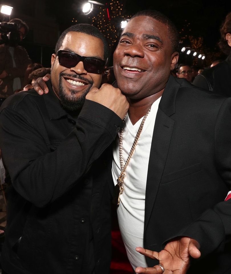 7 Things We Learned at Ice Cube's 'Fist Fight' Premiere