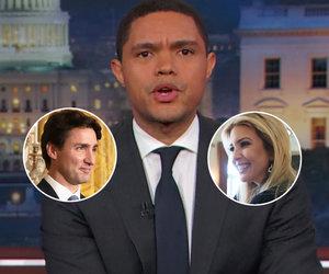 Trevor Noah Also Noticed Ivanka Trump Has the Hots for 'Finest World Leader' Justin…