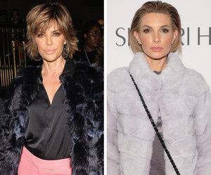 'Real Housewives of Beverly Hills' Sneak Peek: Lisa Rinna and Eden Sassoon Get…