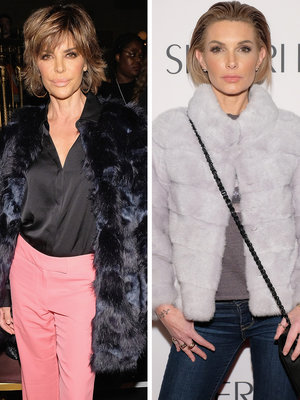 'Real Housewives of Beverly Hills' Sneak Peek: Lisa Rinna and Eden Sassoon Get Heated (Video)