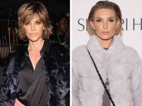 'Real Housewives of Beverly Hills' Sneak Peek: Lisa Rinna and Eden Sassoon Get Heated (Video)