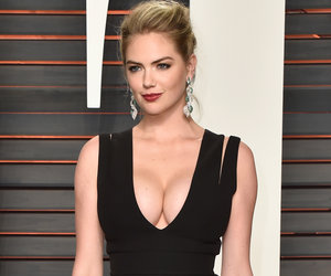 Kate Upton Is Basically Naked on Sports Illustrated's Swimsuit Cover: See All 3…