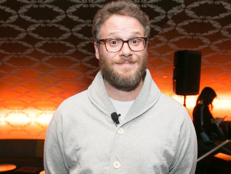 Seth Rogen DMs Donald Trump Jr. to Plead for Help in Ending His Dad's Presidency