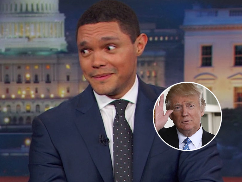 Trevor Noah's 'Daily Show' to Open 'Fully Interactive' Donald J. Trump Presidential Twitter Library