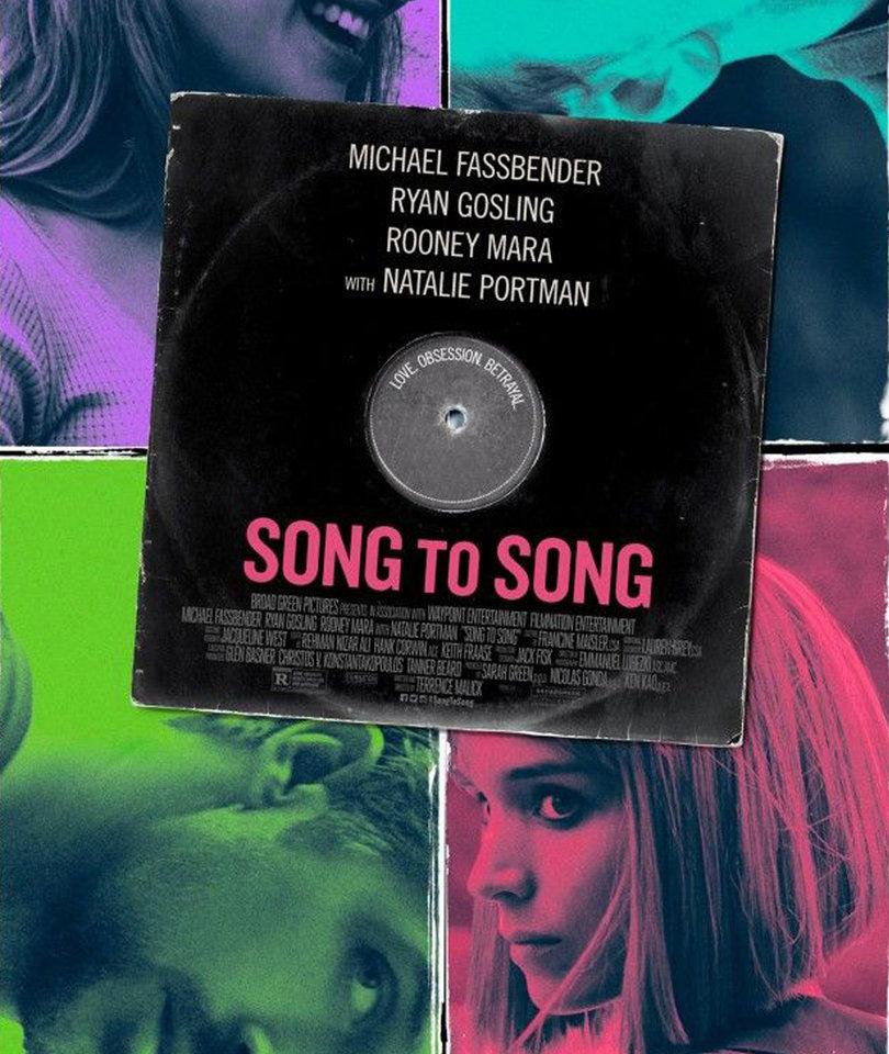 Itu0027s A Ryan Gosling Michael Fassbender Rooney Mara Love Triangle In  Terrenceu2026