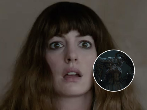 Anne Hathaway Is Some Kind of Monster in New 'Colossal ...