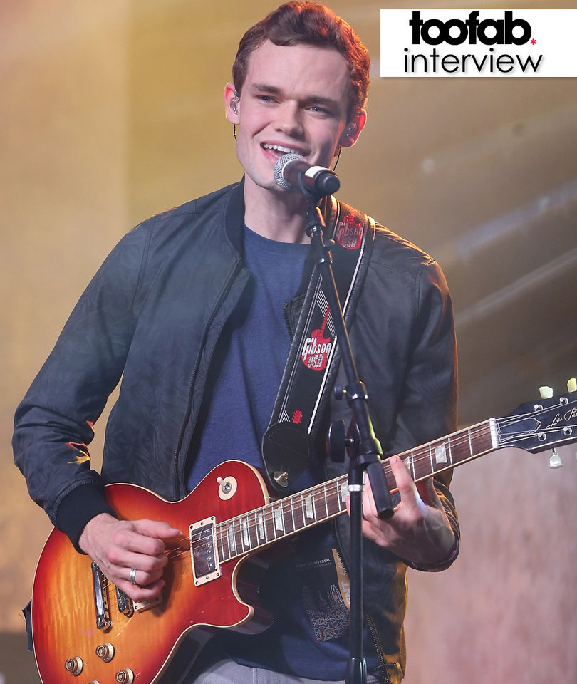 James TW on New Track 'Ex,' Touring With Shawn Mendes and Ping-Pong With Ellen