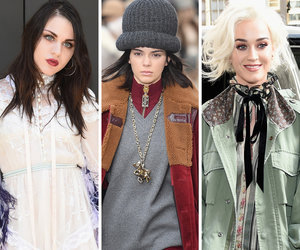 Frances Bean, Kendall Jenner and Katy Perry Attend Marc Jacobs Fashion Show at…